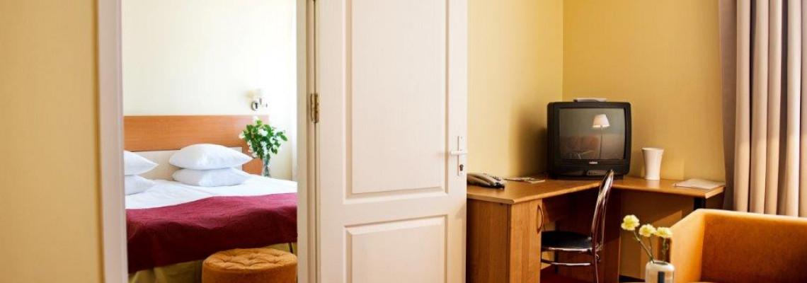 Pokój w standardzie LUX